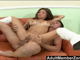 AdultMemberZone  Jackie Lin Spreads Her