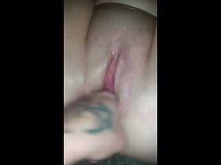 HAD to make her explode and shoot cum..