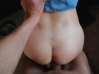fucking and cum in to pussy