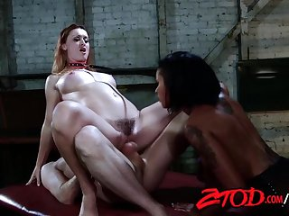 Karlie Montana And Skin Diamond Vs James..