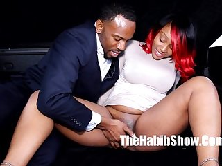 phat booty thickred fucked by bbc..